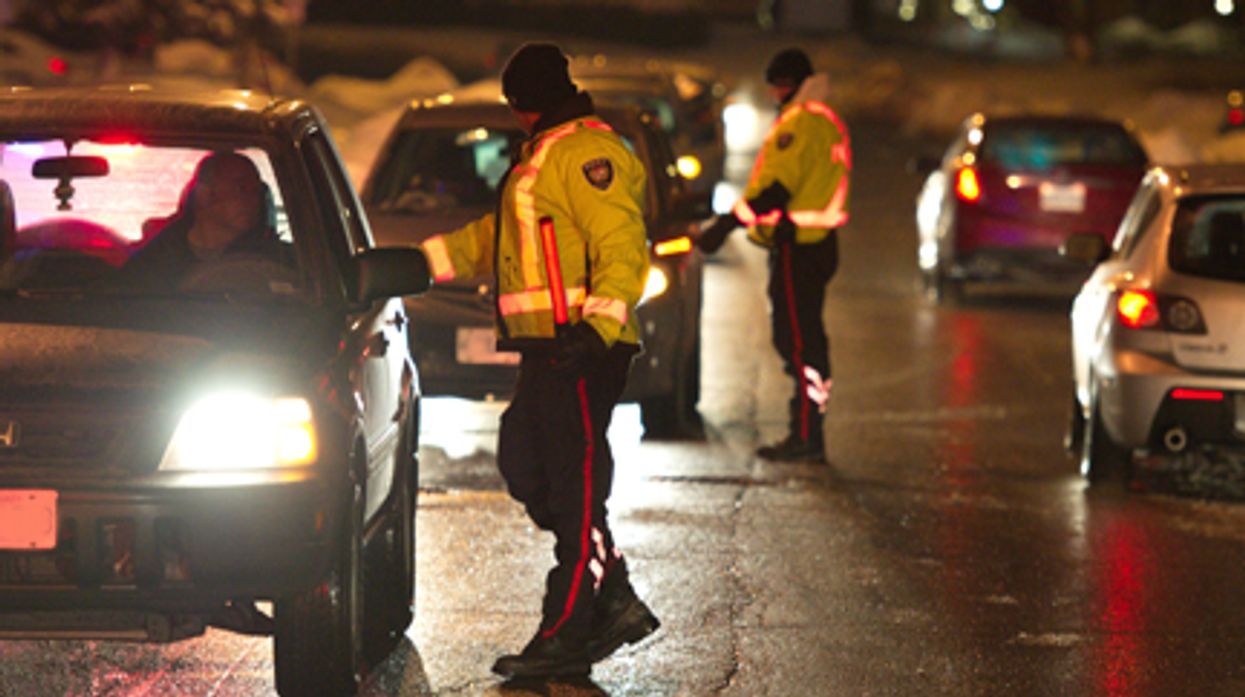 Ottawa Police Stopped 250 Drivers At A RIDE Check This Week & Nobody Was Impaired