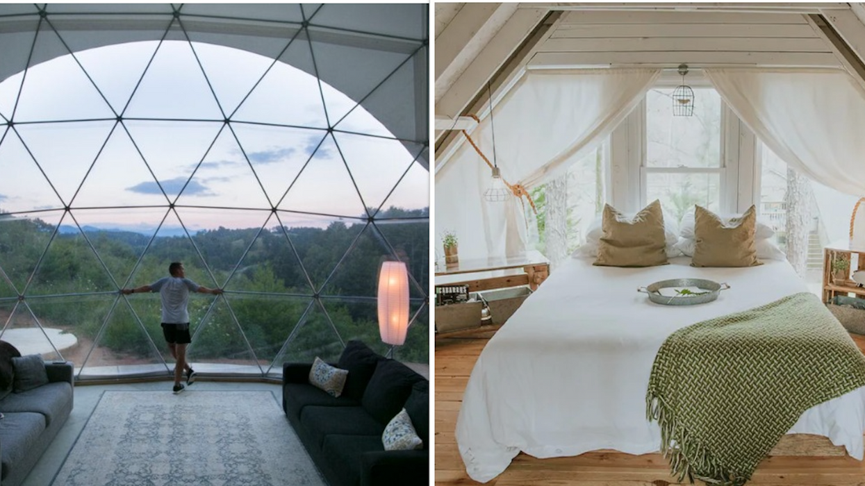 8 Completely Insane North Carolina Airbnbs You Have To Sleep In At Least Once In Your Life