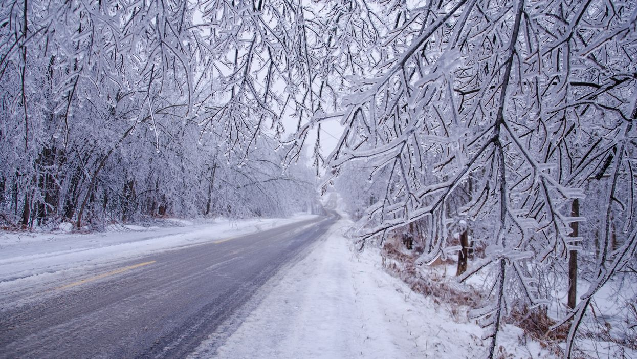 Ontario Power Outage Is Affecting Thousands As An Aftermath Of The Ice Storm