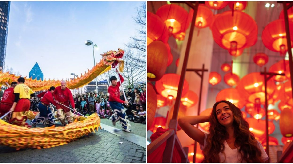 Dallas Is Hosting A Massive & Free Chinese New Year Festival Next Month