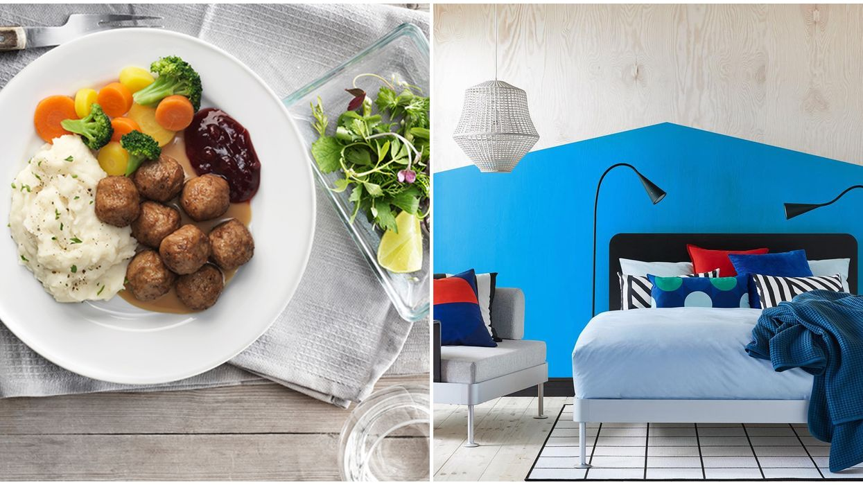 Ikea Canada Winter Sale Is Up To 50% & Your Meatballs Are Free