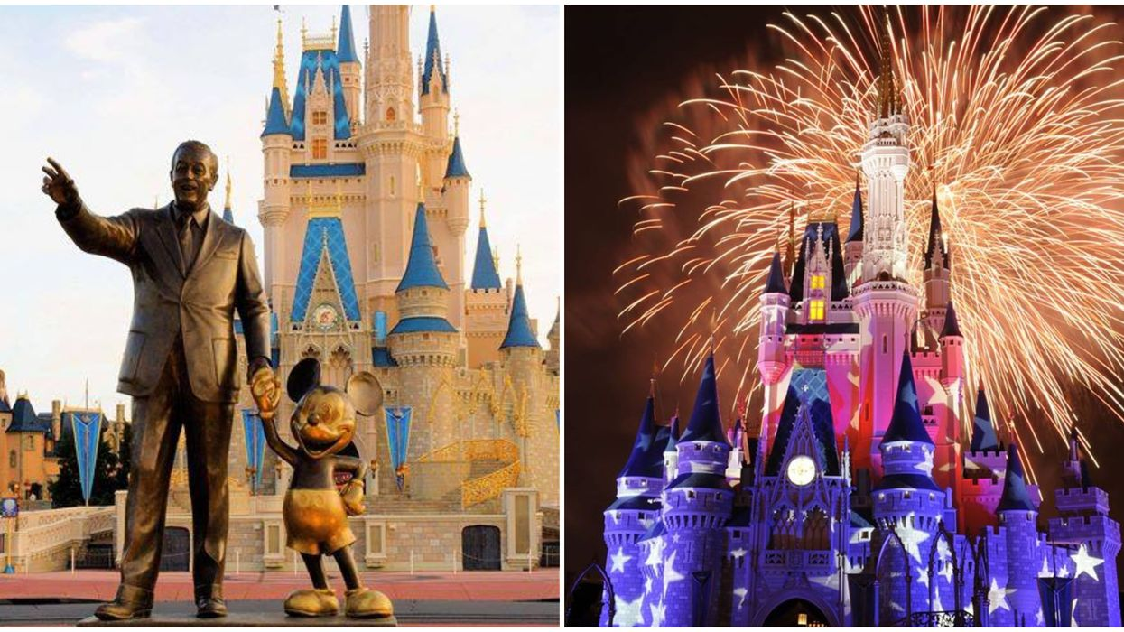 Florida Residents Are Complaining That Disneyland Gets More Updates Than Disney World