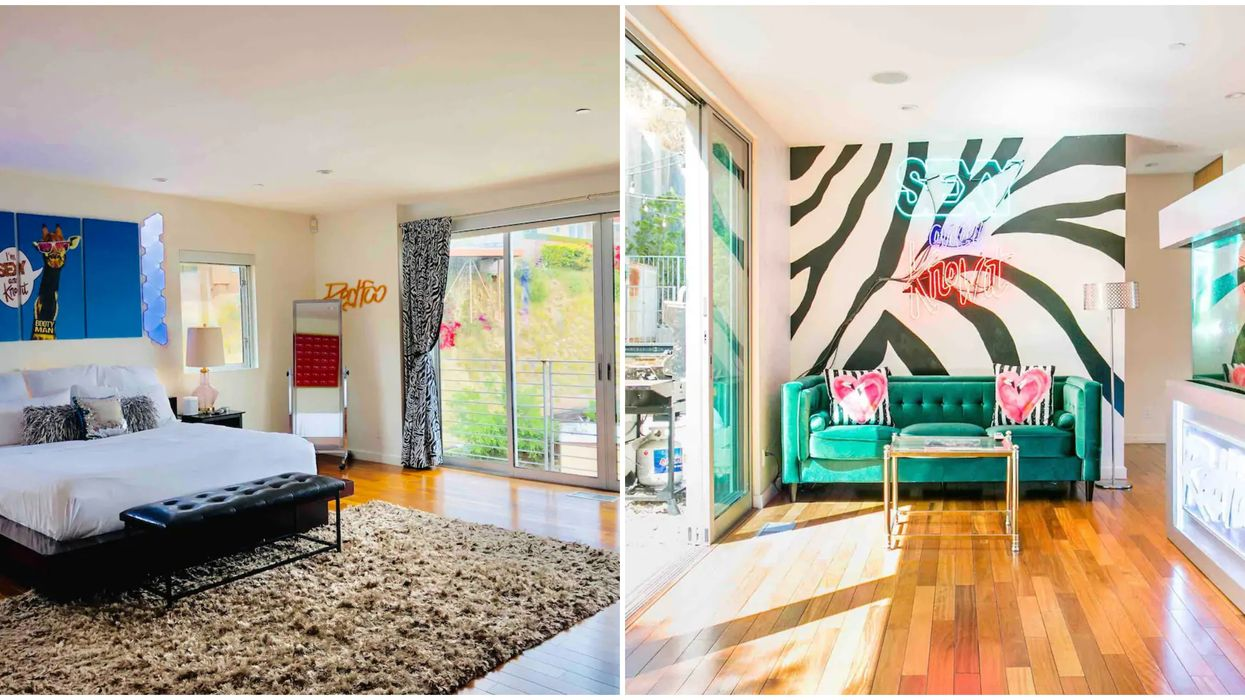 The Party Rock Mansion Airbnb Is Available To Rent For Only $46 A Night With Friends