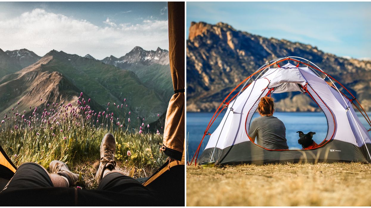Campsites At National Parks In Canada Are Available For Booking Starting In January