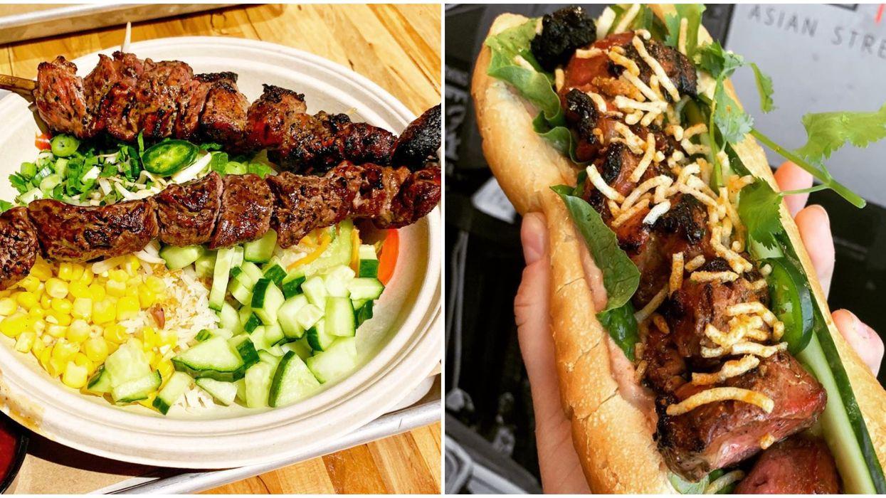 Dallas Asian Street Food Restaurant Opened Last Month