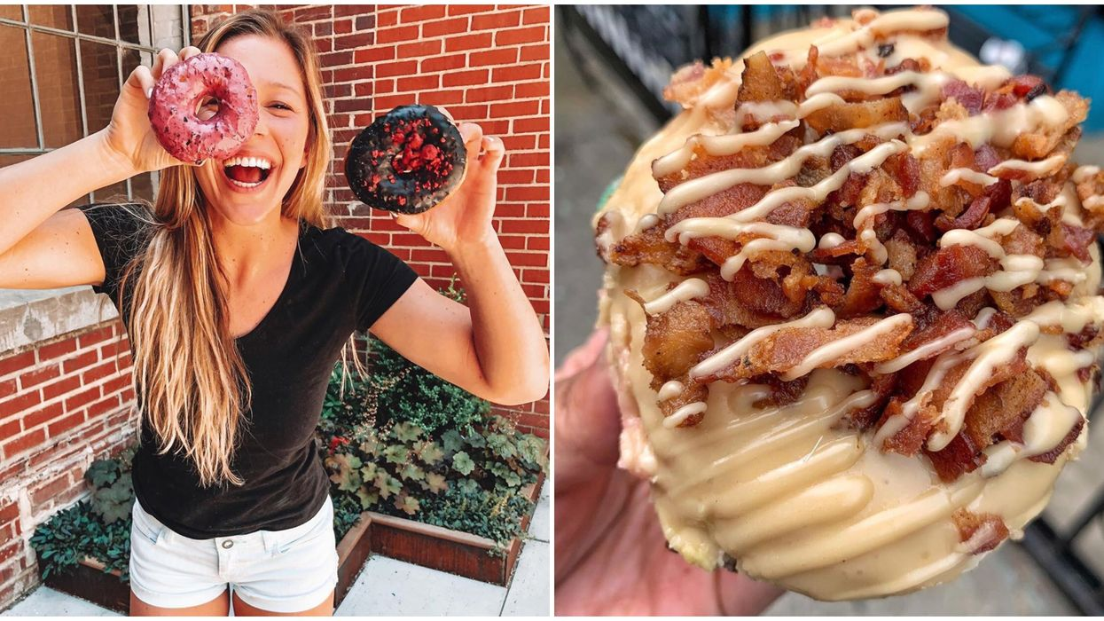 This Massive New Donut & Dessert Festival Is Coming To Charlotte Next Month