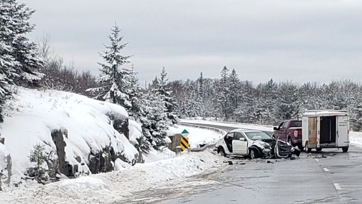 3 Young Ontario Children Were Tragically Killed In A Car Crash On New Year's Day