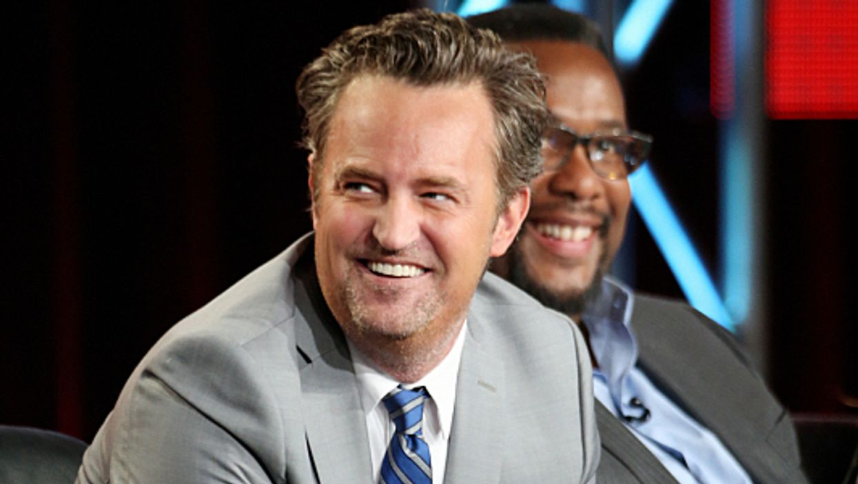 """Matthew Perry Has Reportedly Been Dating A """"Mystery Woman"""" For Months"""