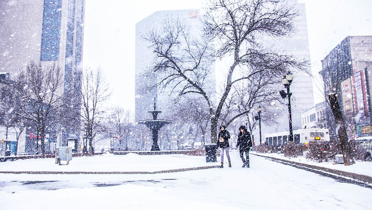 Ontario Storm Looks Set To Bring Winter Back Next Week With Widespread Snow