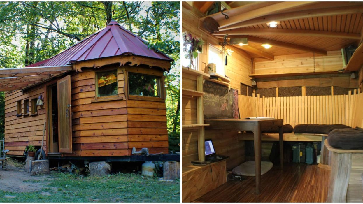 This Affordable Tiny House In Washington Is Perfect For An On The Go Adventurer