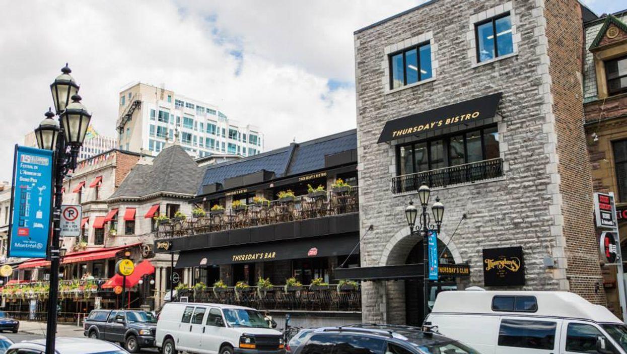 Le populaire restaurant Thursday's à Montréal ferme ses portes abruptement
