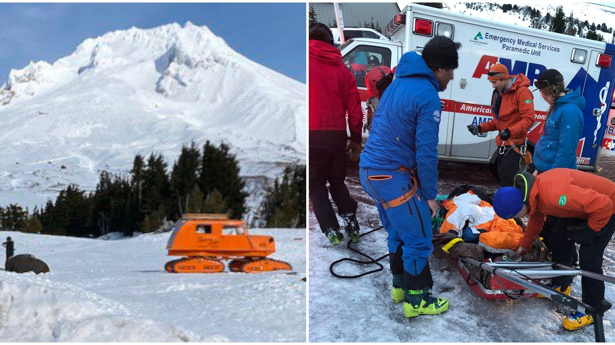 Canadian Teen Climber Miraculously Survived A 150-Metre Fall Down A Mountain