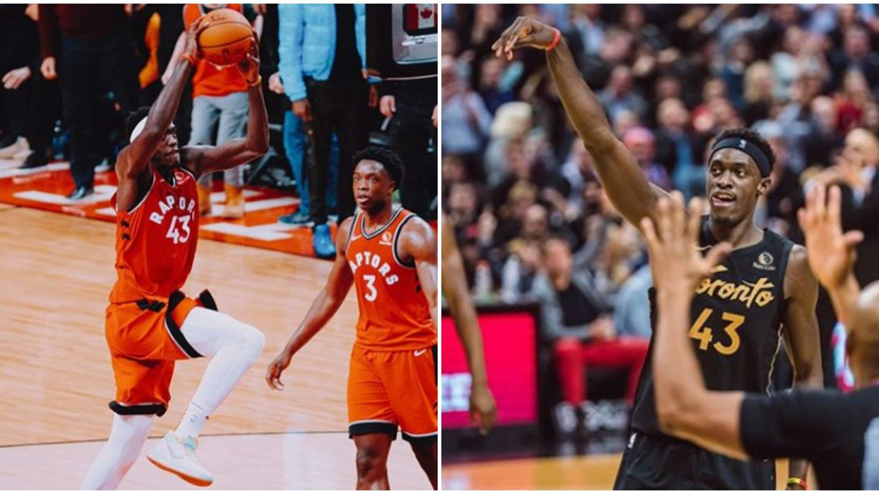 Pascal Siakam All-Star Voting Has The Toronto Raptors Star Ranked 8th In The NBA