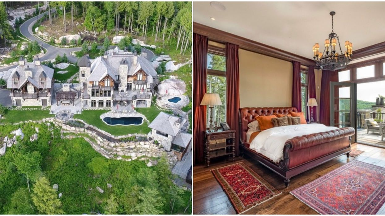 Mario Lemieux's Quebec Mansion Is Still Available For $22 Million
