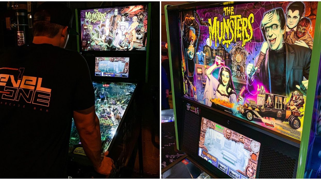 Arcade Bar In Gilbert Arizona Has Retro Games For A Nostalgic Night Out