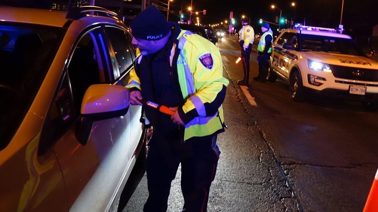 A New Ottawa Police Operation Is Cracking Down On Drivers Who Tailgate