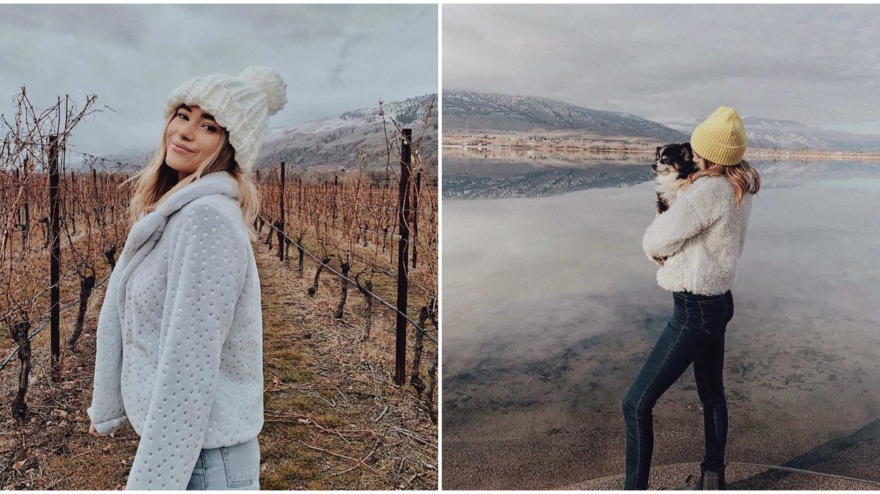 Bachelor Contestant From Canada Went On A BC Wine Trip Right Before The Season Premiere