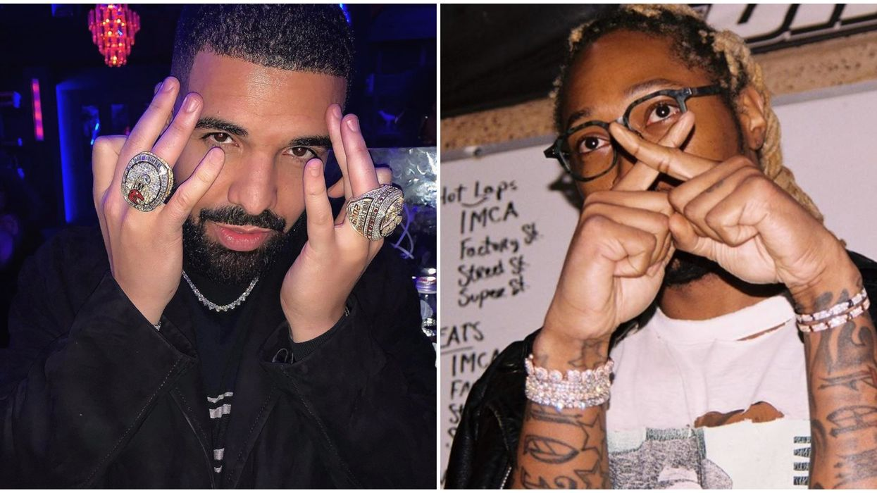 Drake And Future's Leaked Song Mentions Katy and Dallas Texas