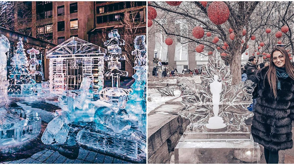 Yorkville IceFest Is Going To Take You Back To The 80's This Year