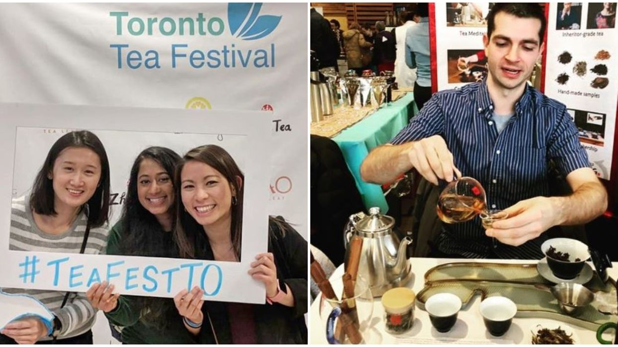 Toronto Tea Festival Will Offer Hundreds of Flavours As You Sip Back and Relax