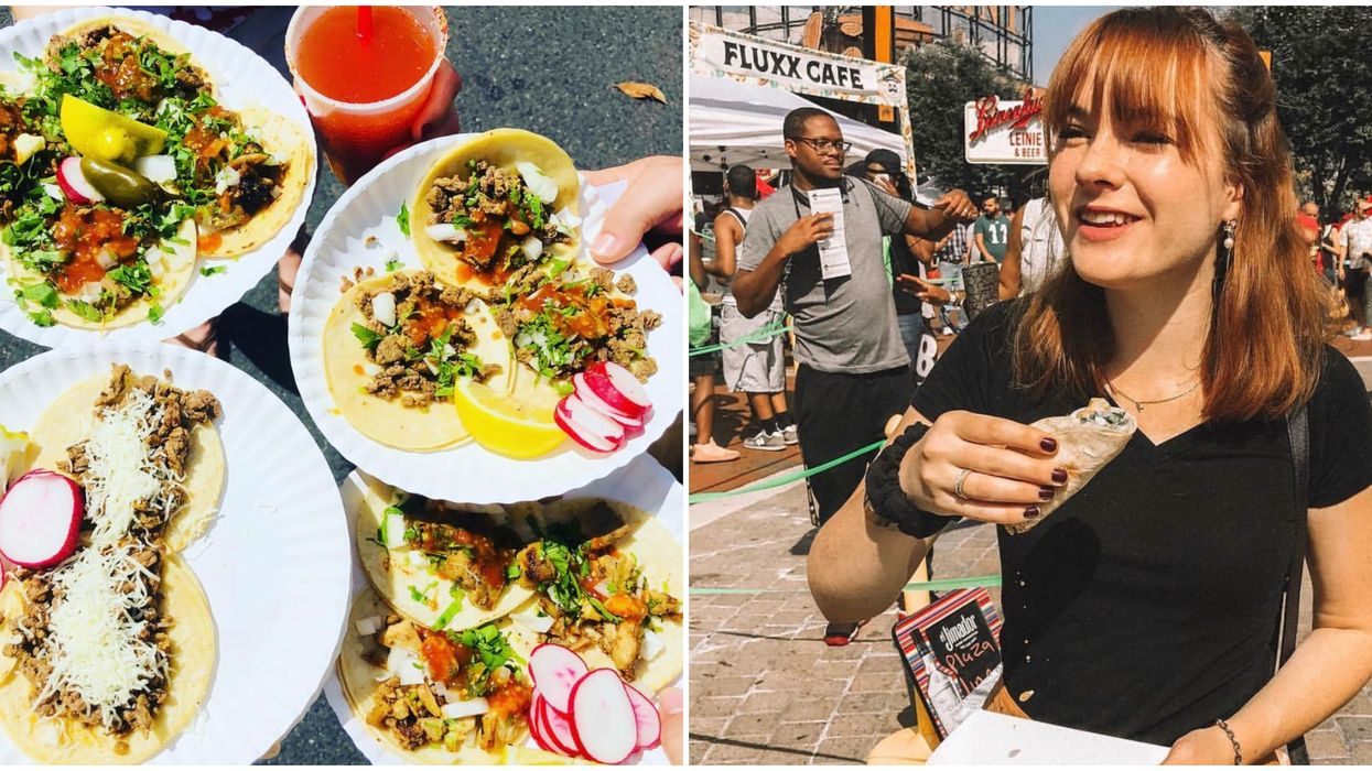 This North Carolina Taco Festival In March Has Cheap Tacos And Endless Booze