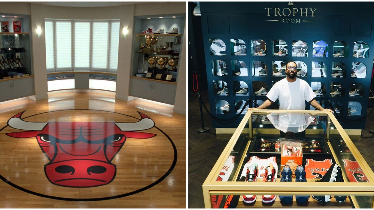 A Michael Jordan Themed Store Is Reopening In Downtown Orlando