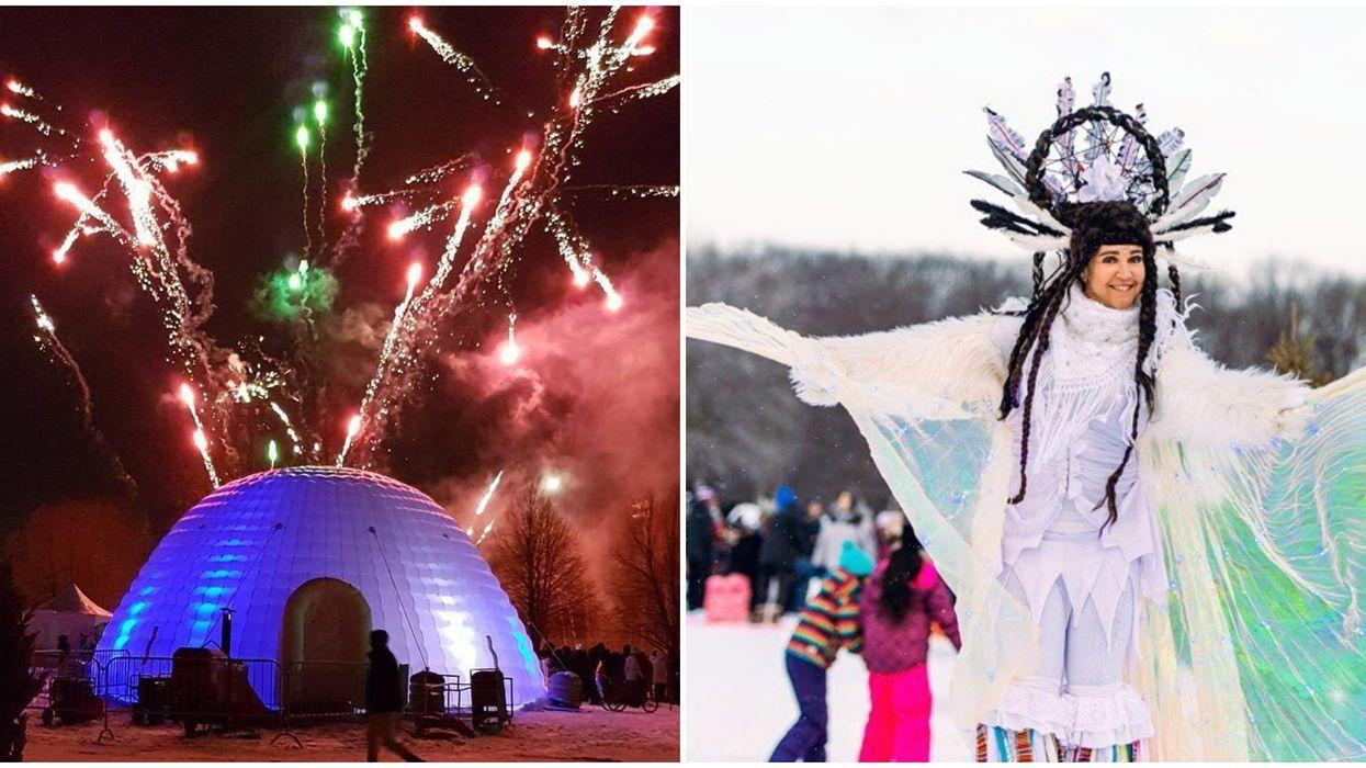 Un carnaval d'hiver inspiré de la Nouvelle-Orléans a lieu à Brossard et c'est gratuit