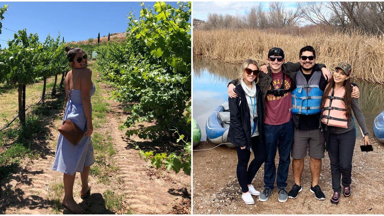 Arizona Wine Tasting Experience Lets You Kayak & Drink Wine Afterward