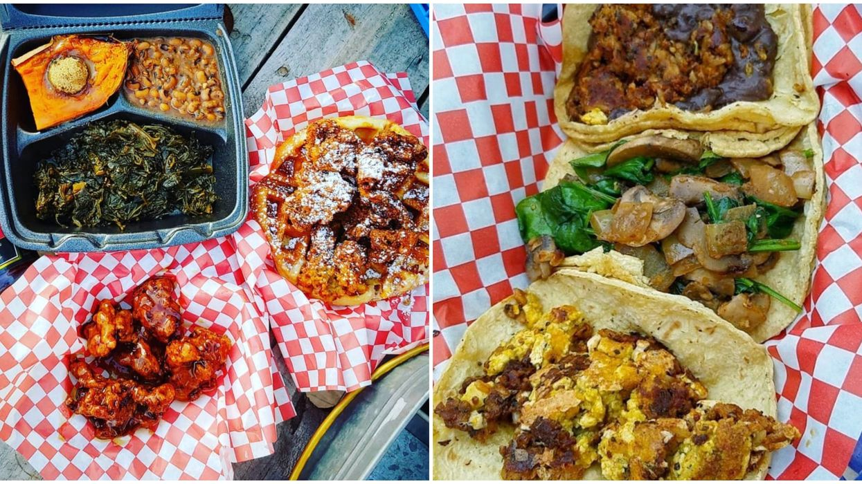 Austin's Free Vegan Food Fest Is Coming With Tasty Food This Month