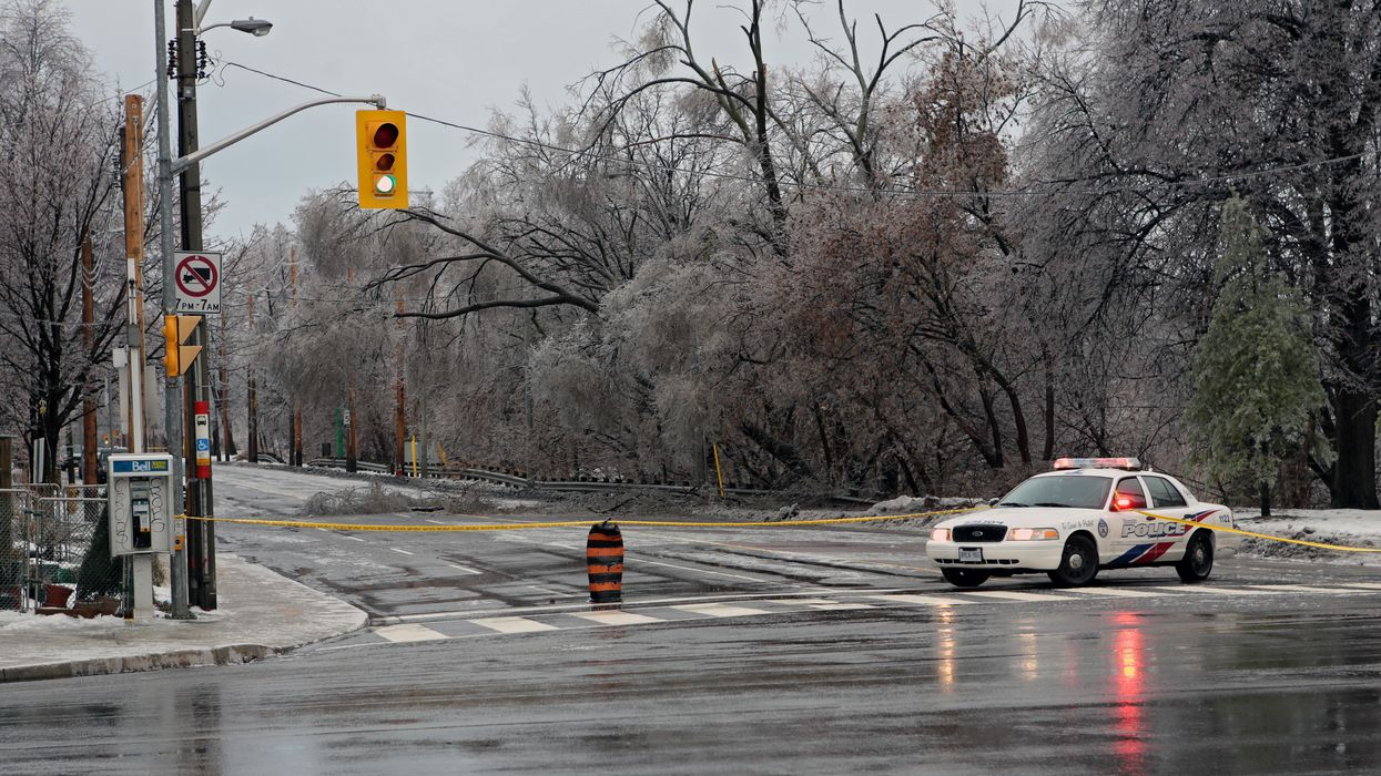 Environment Canada Issued A Special Weather Warning For This Weekend