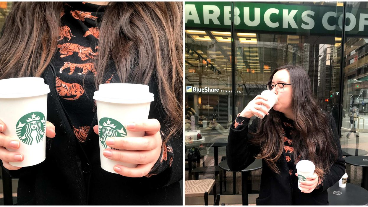 New Starbucks Drinks: I Tried Their New Plant-Based Coffees & This Is What They Tasted Like