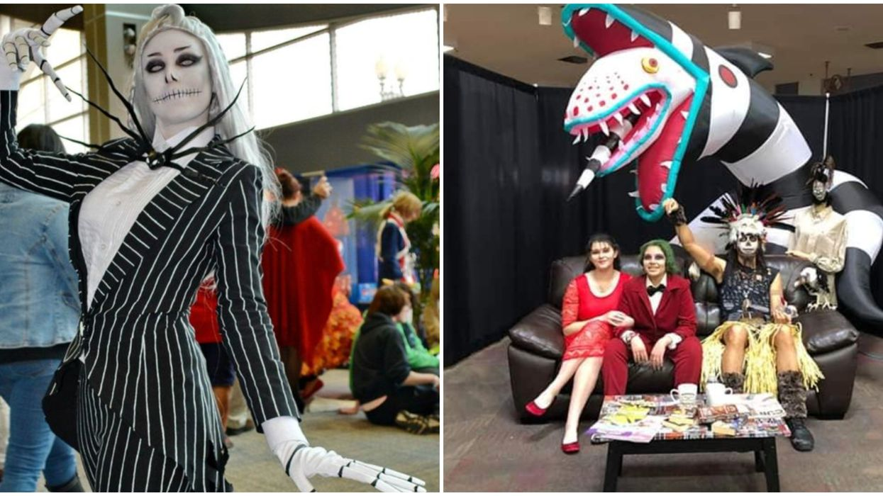 San Antonio's Nightmare Before Christmas Event Is This March