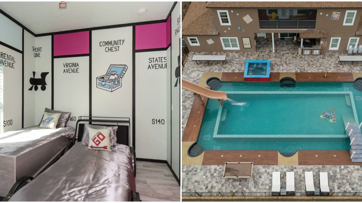 Stay In This Board Game-Themed Airbnb Near Orlando