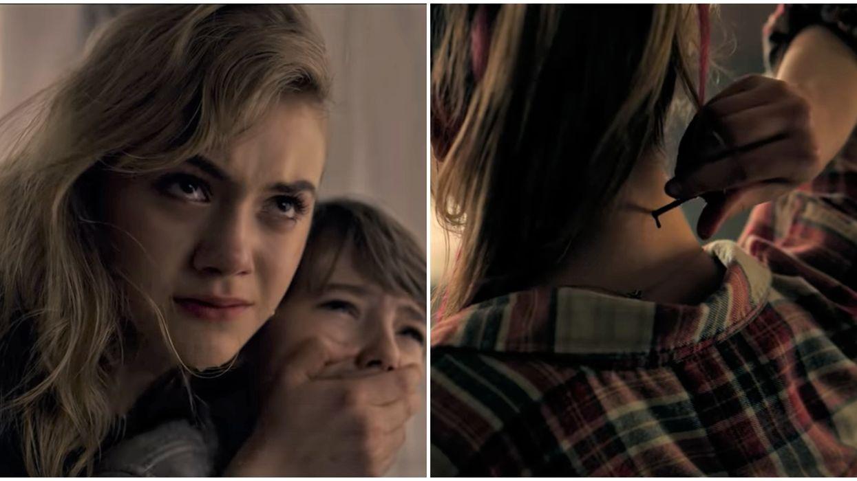 Cette nouvelle série d'horreur Netflix te rappellera Chair de Poule en plus creepy