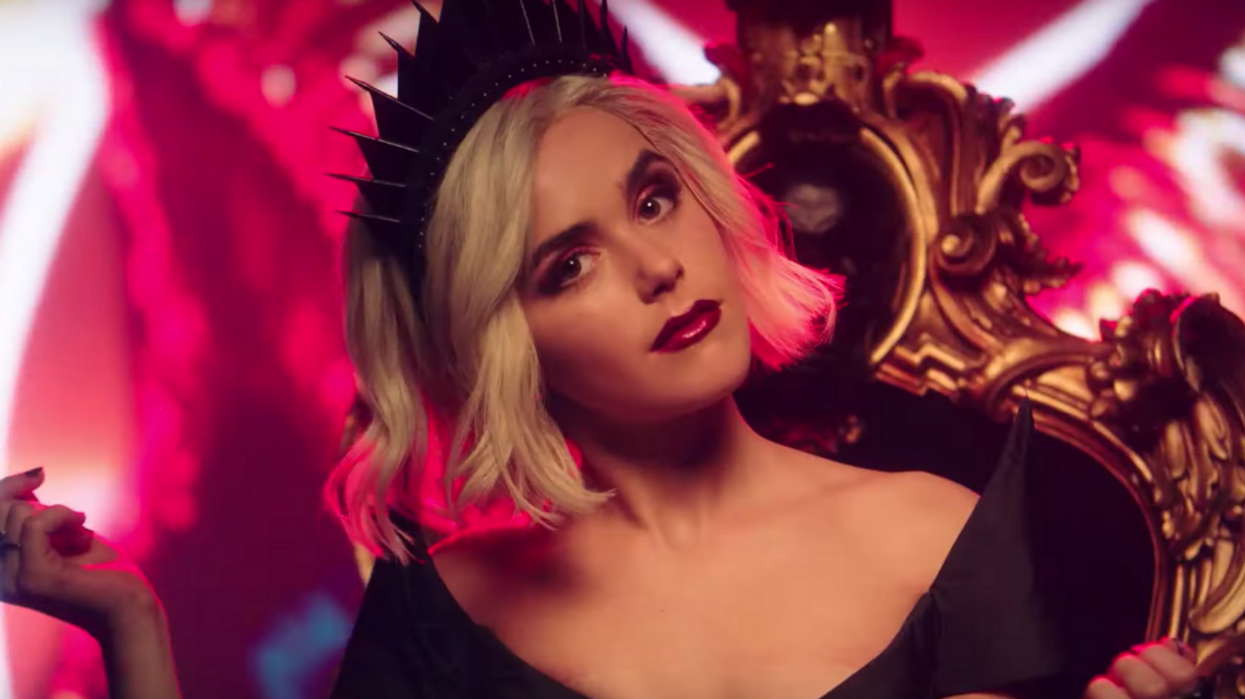 """Netflix's """"Chilling Adventures of Sabrina"""" Season 3 Proves Fans Are In For A Hellish Ride"""