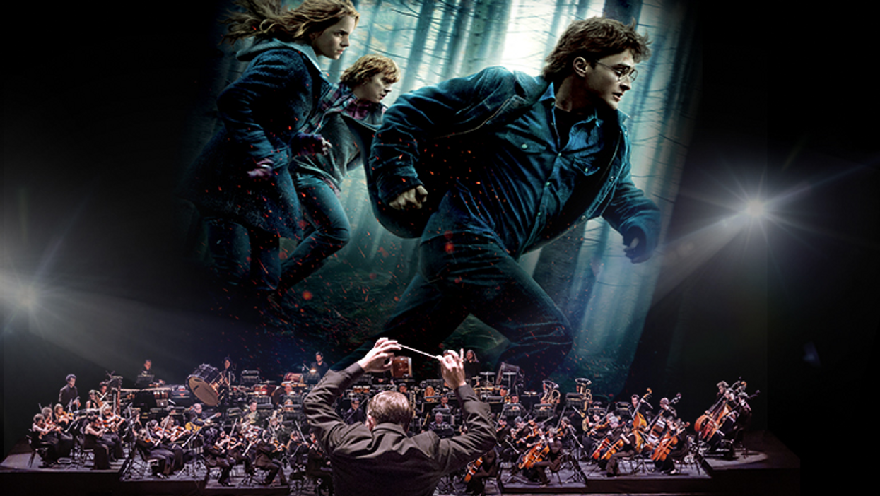 Toronto's Harry Potter Live Concert Is The Most Magical Thing To See This Year