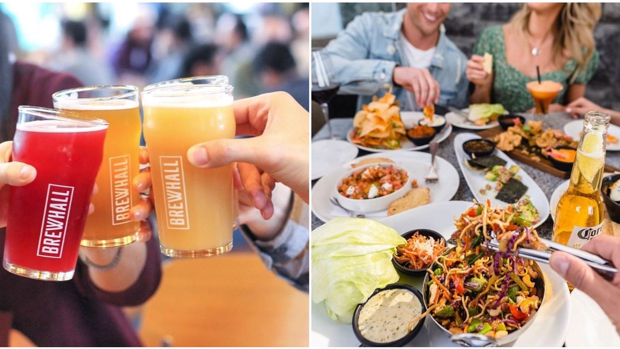 Dine Out Vancouver 2020: 16 Restaurants With Cheap & Delicious $15 Menus