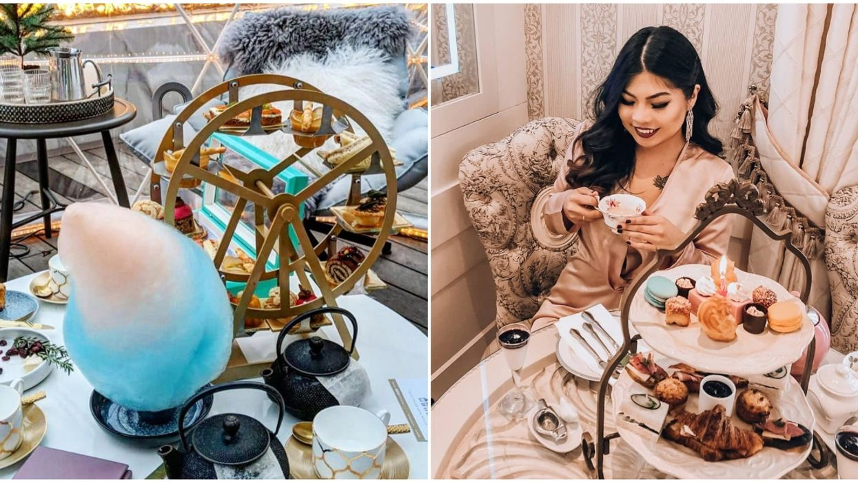 8 Vancouver High Tea Places That Give Us Total London Vibes