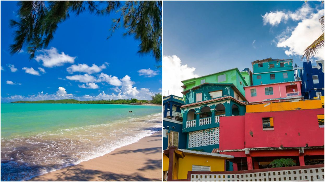 Flights From Montreal To Puerto Rico Are Now Less Than $350 Rountrip