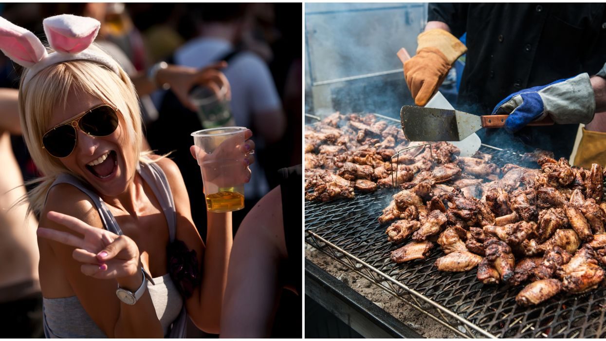 Food Festival In Florida Will Have Unlimited Brews And Tasty Chicken Wings