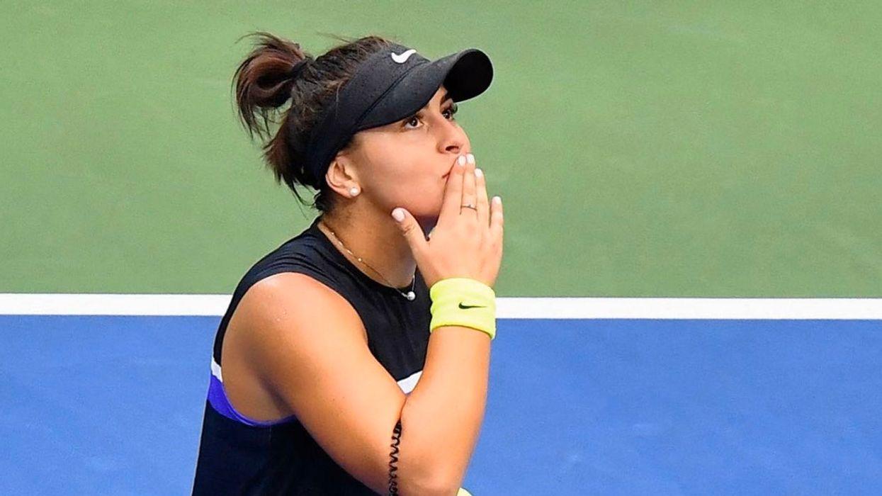 Bianca Andreescu's Australian Open Tournament Is Over Before It Began