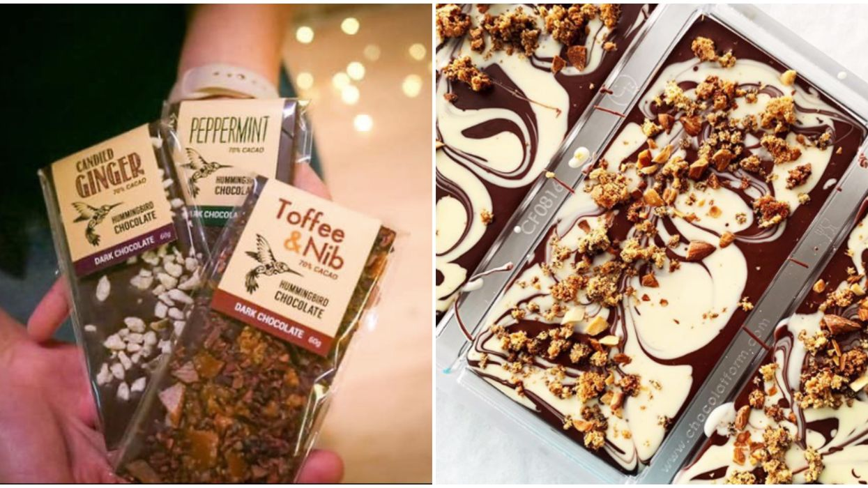 Toronto's Winter Chocolate Show Will Have Tons Of Samples & Decadent Treats