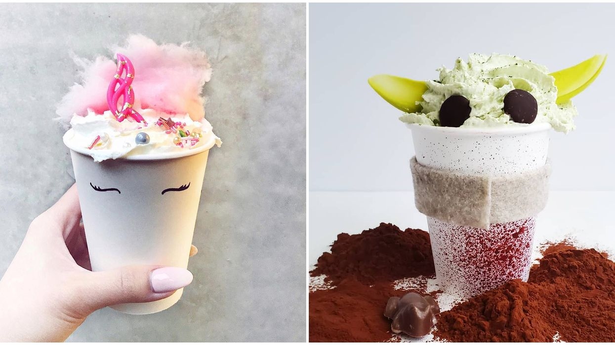 Vancouver's Hot Chocolate Festival 2020 Has 19 Outrageously Over The Top Flavours