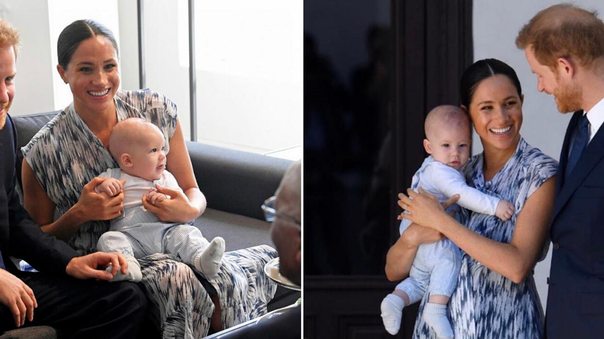 Meghan Markle & Prince Harry's Canada Move