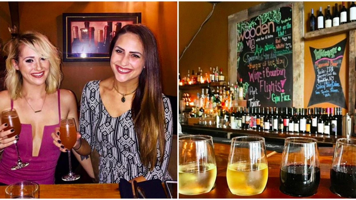 Best Wine Bars In Charlotte Include This Spot With $10 Flights