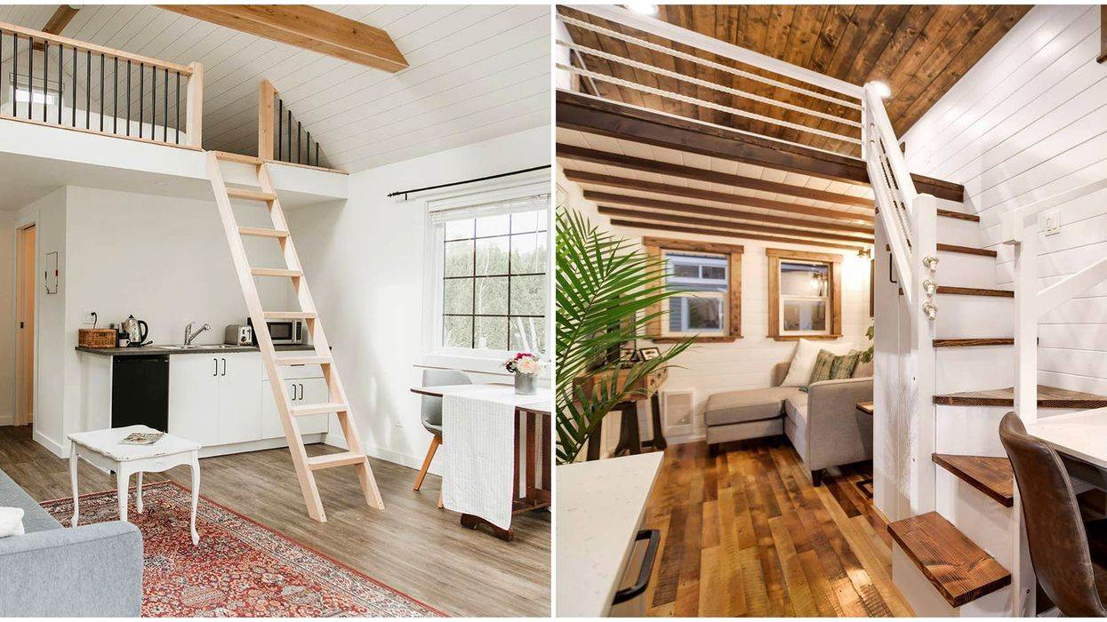 BC Tiny Homes On Airbnb Under $150 A Night That Are Perfect For A Cozy Winter Retreat