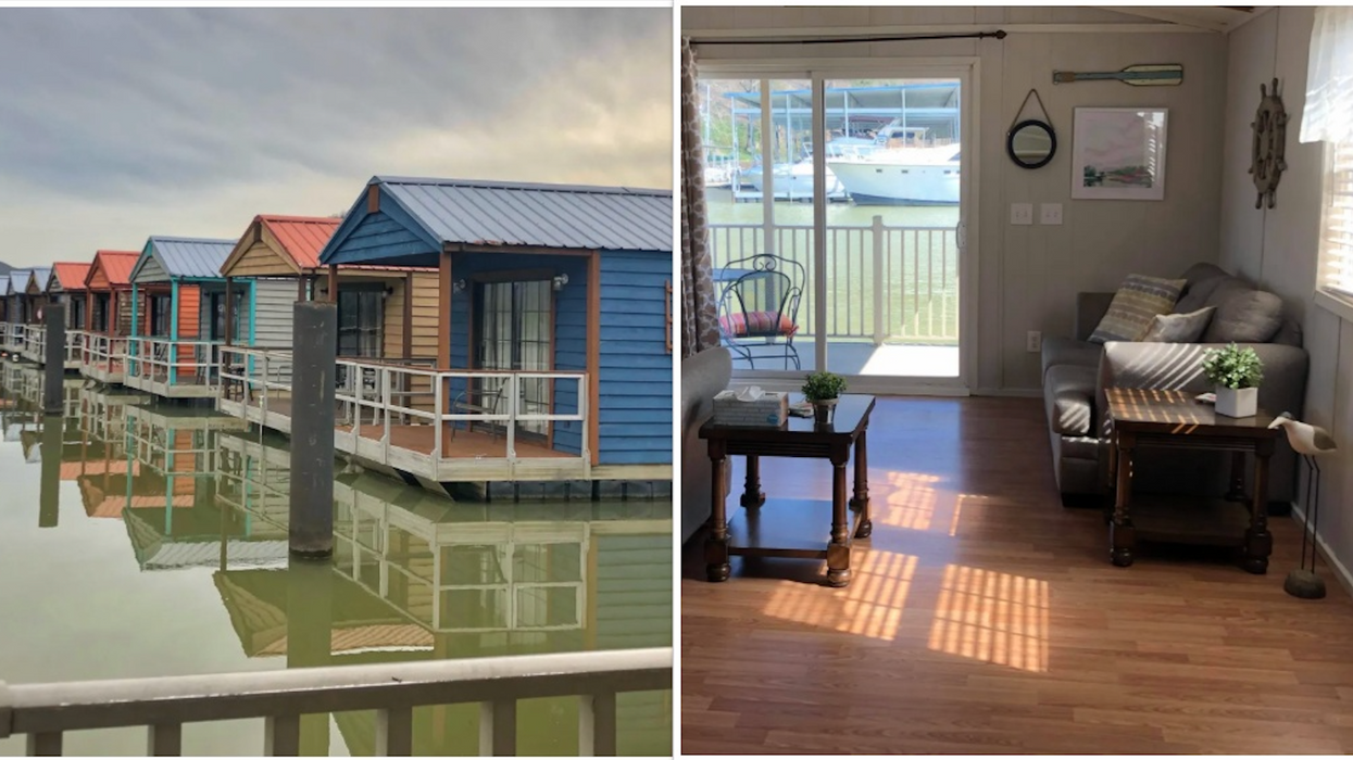 Lake Cabin Rentals In Chattanooga Are The Dreamiest Places To Stay