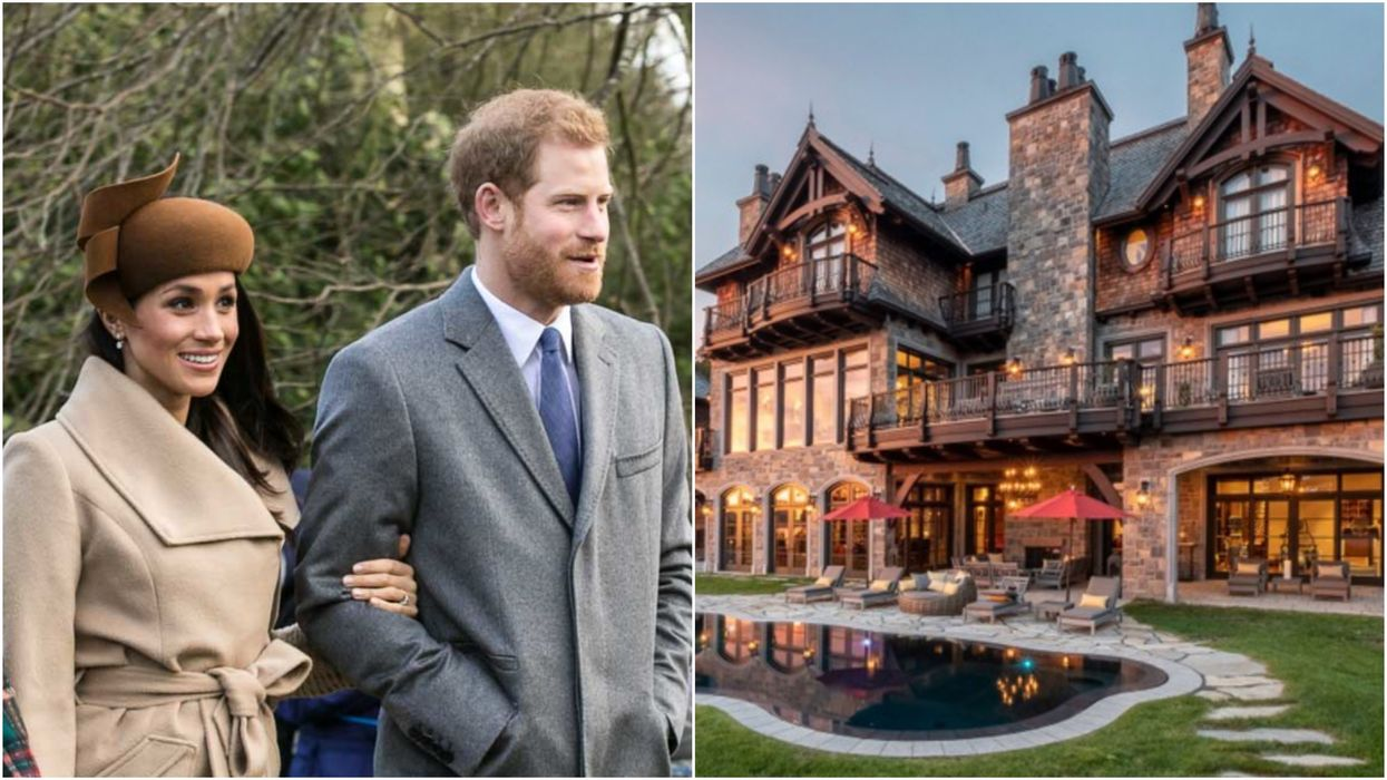 7 Canadian Homes Royal Enough For Prince Harry & Meghan Markle To Move In