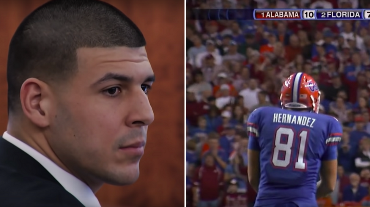 """Netflix's """"Killer Inside: The Mind Of Aaron Hernandez"""" Is Shocking Viewers To Their Core"""