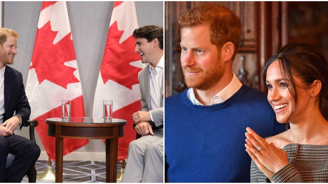 Harry And Meghan In Canada Could Rack Up $10 Million In Security Costs